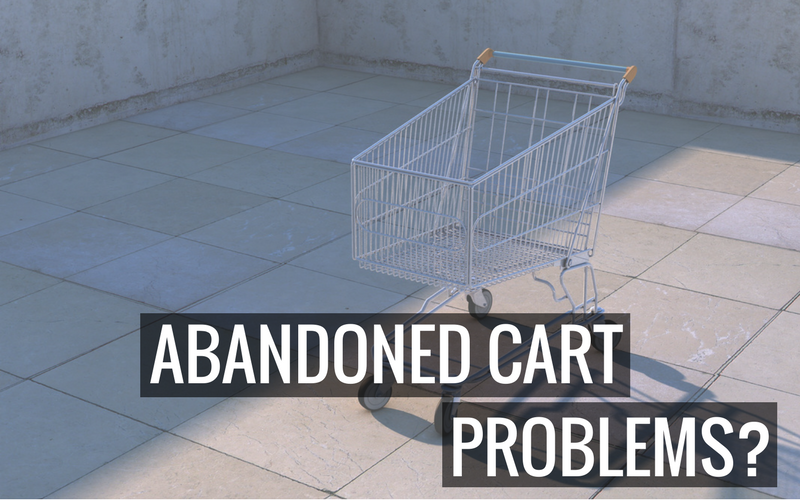 Use abandoned cart software