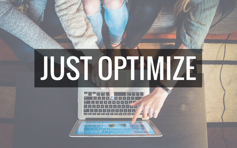 Optimize for all devices