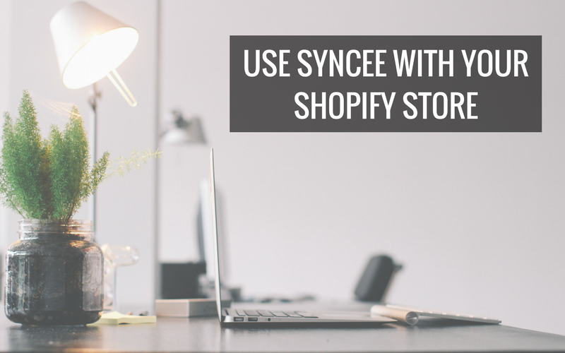 Use Syncee with your Shopify store