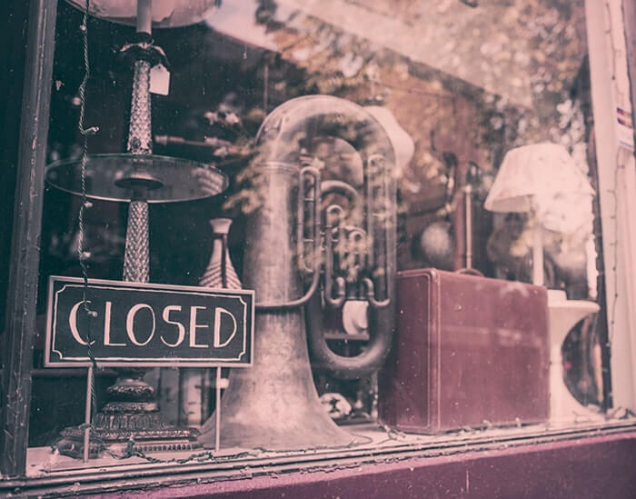 closed jazz music 2017