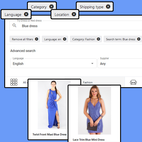 Search Product