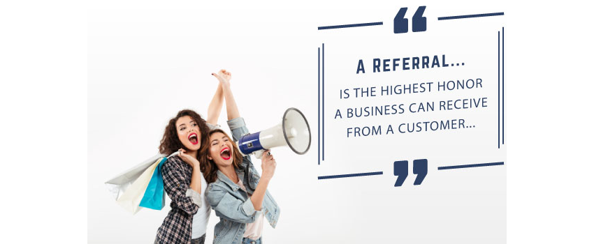 Focus on Your Referrals 1