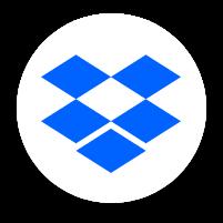 Dropbox-Datenfeed