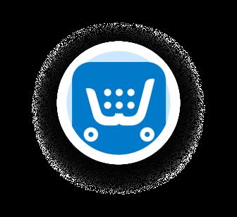 ecwid logo homepage