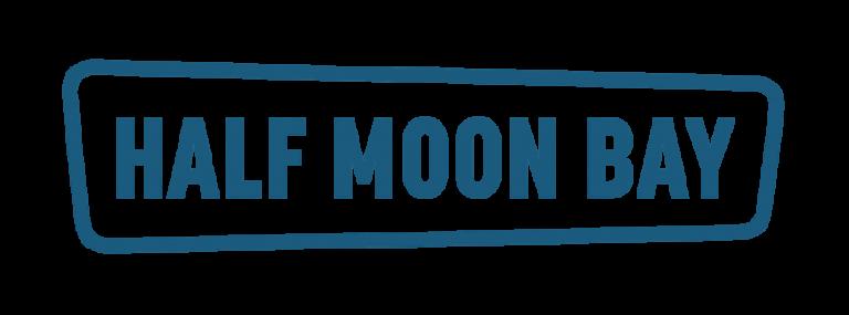 logo de la baie de la demi-lune