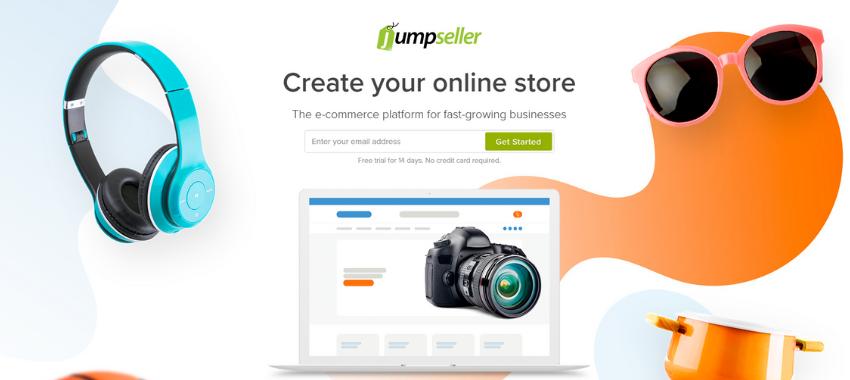 Start selling on Jumpseller