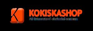 logotipo da kokiskashop