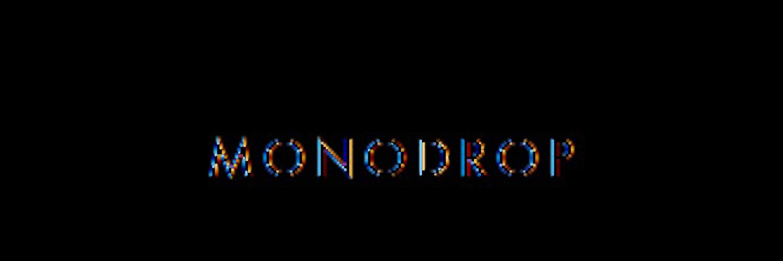 logotipo mono gota