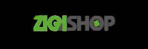 logotipo zigishop