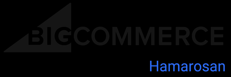 bigcommerce logo hamarosan