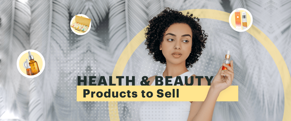 health and beauty products to sell