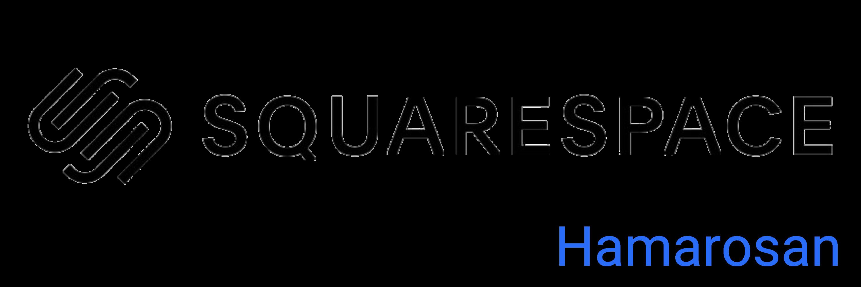 squarespace logo hamarosan