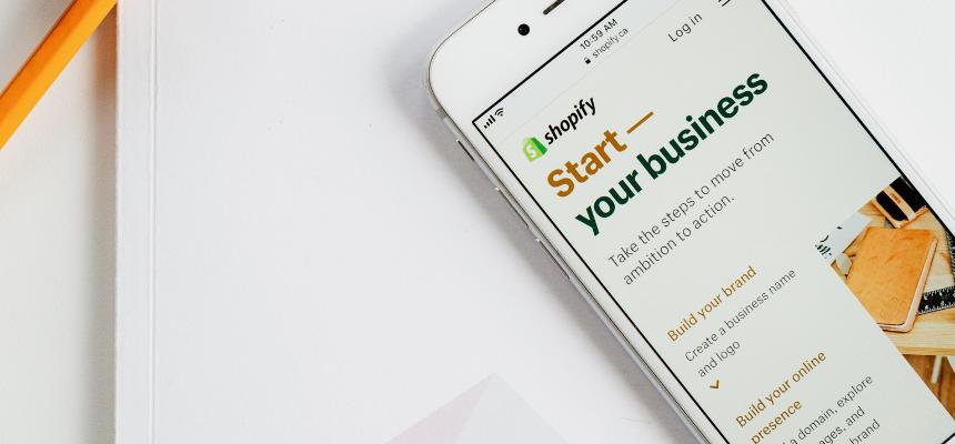 Shopify dropshipping áruház