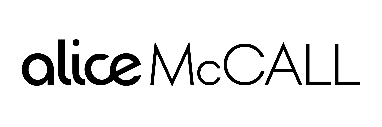 logotipo alice mccall