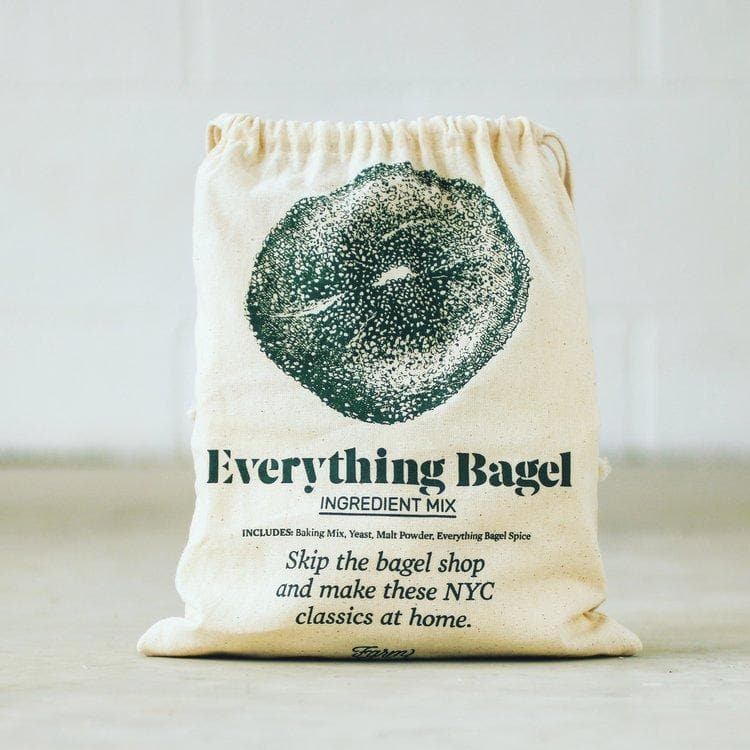 bagel baking mix