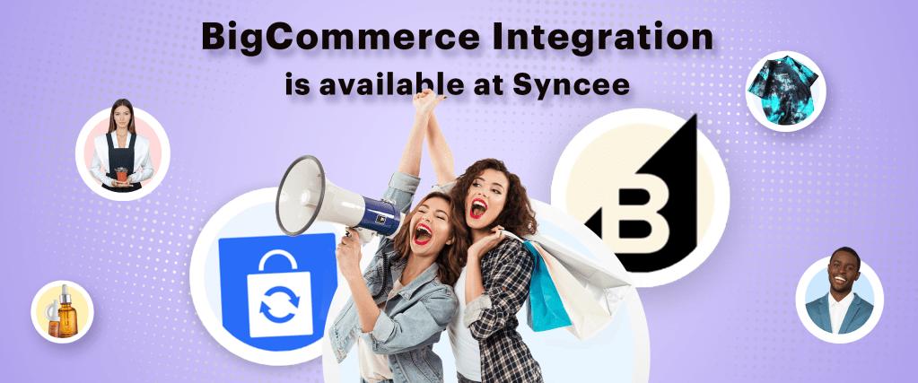 bigcommerce integration 1