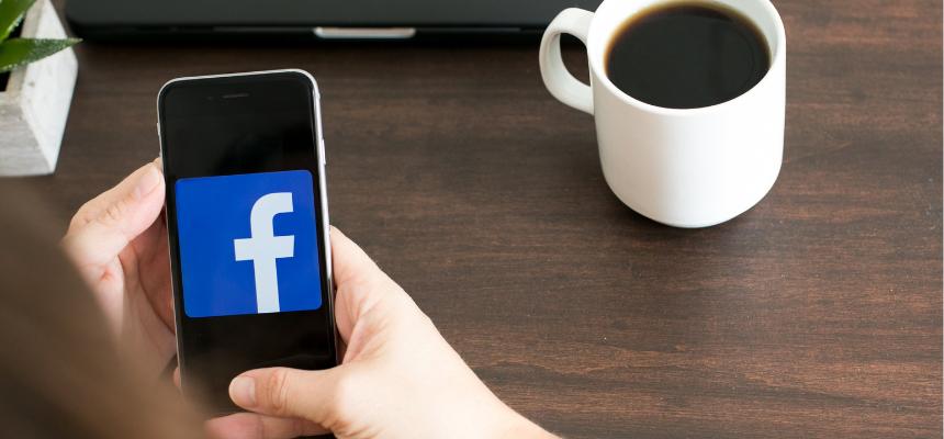 Facebook teremkeladás