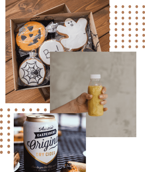 food & drink products