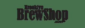 logo brooklyn brew shop