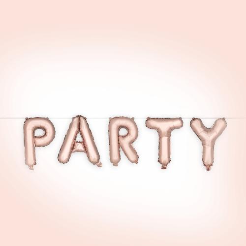 balões de festa