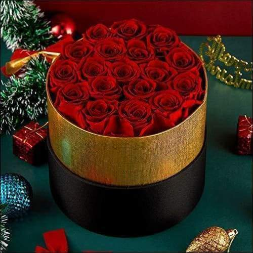 Boîte à roses