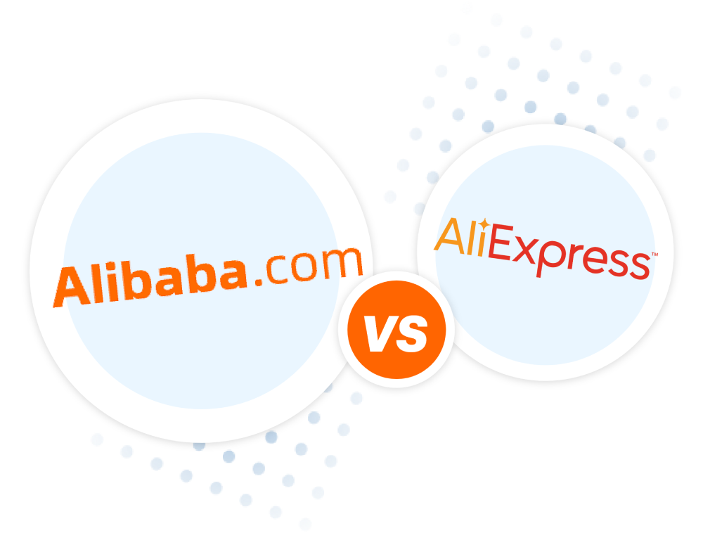 alibaba and aliexpress