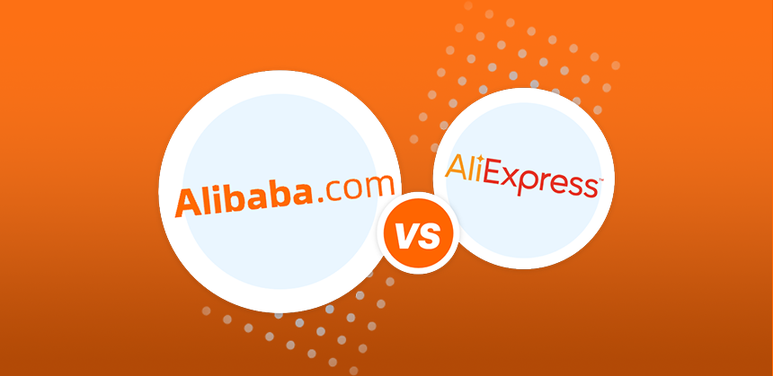 Alibaba.com and AliExpress