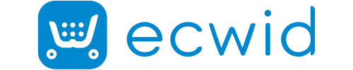 cor do logotipo ecwid