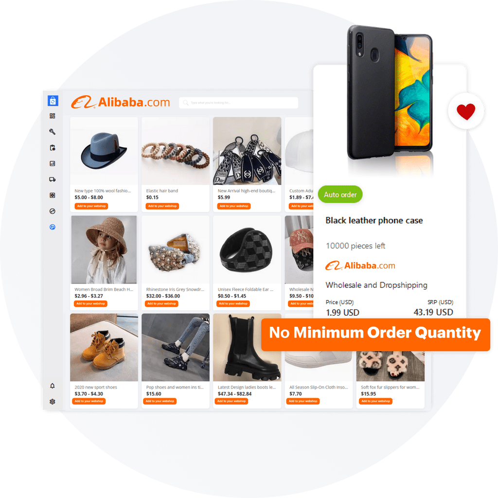 dropshipping with alibaba