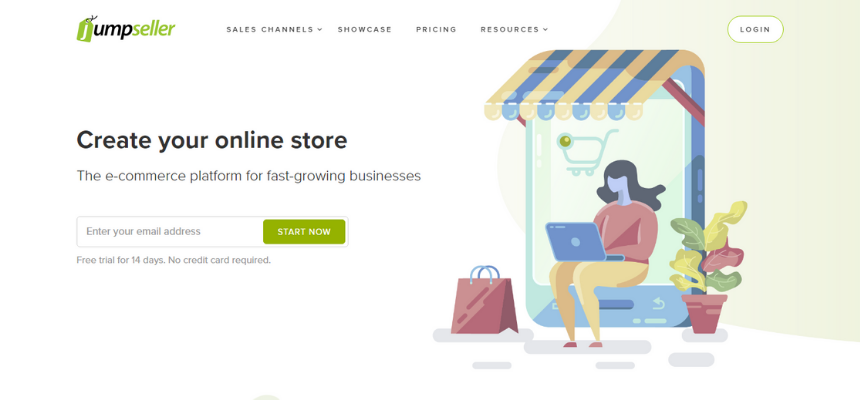 Start a Jumpseller dropshipping store with Syncee