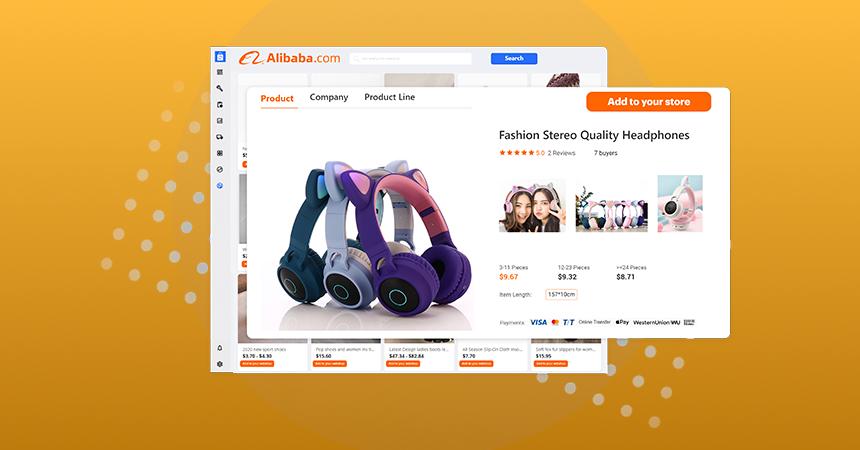 Syncee és Alibaba.com