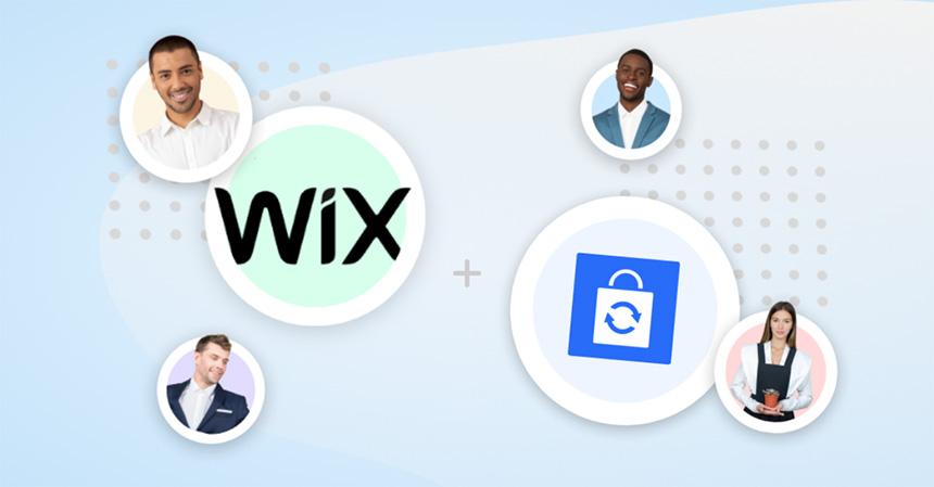 Wix integráció