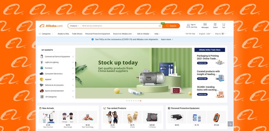 Az Alibaba előnyei
