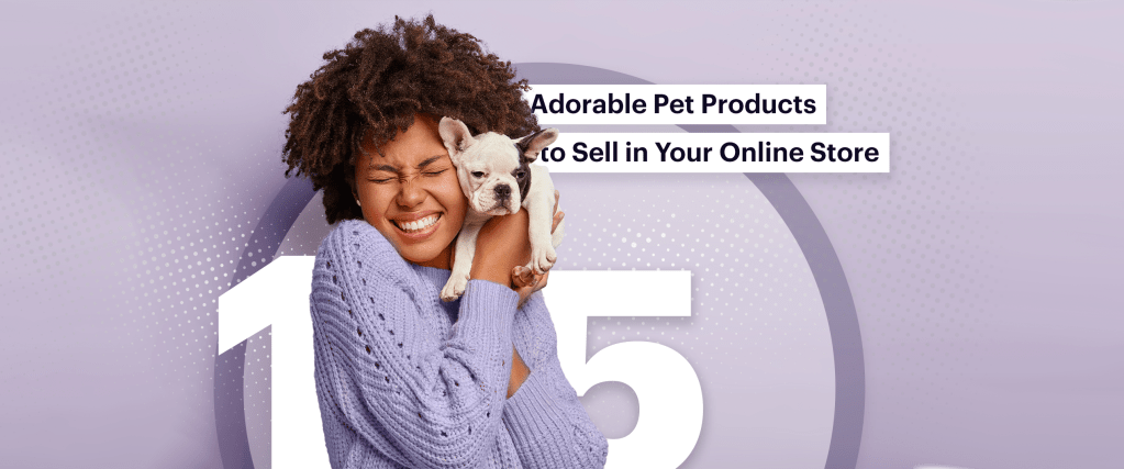 adorable pet products to sell