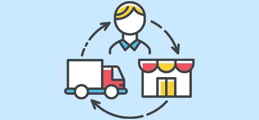 If you need an online store dropshipping is an option