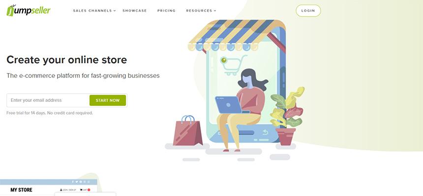 Jumpseller platform