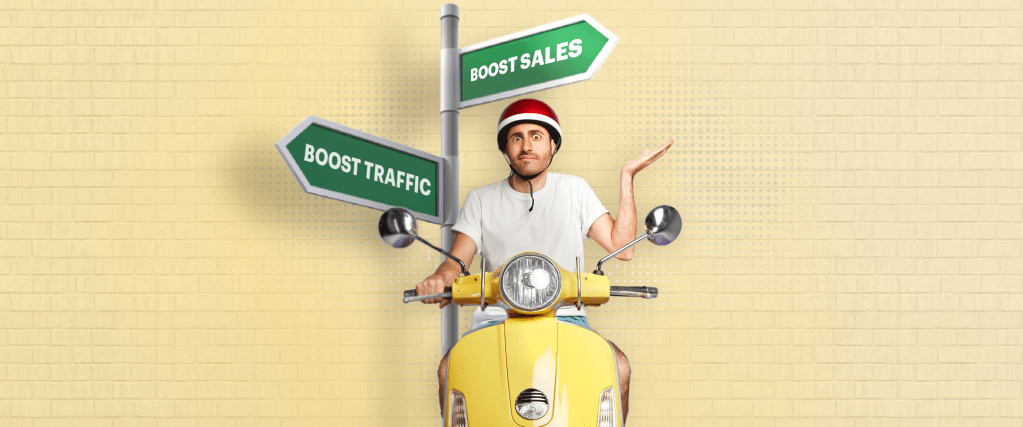 boost sales and traffic