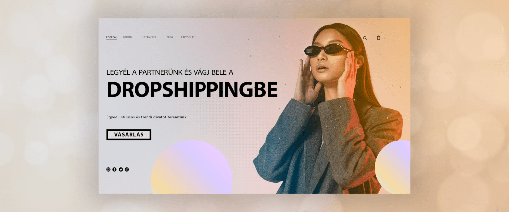 hun supplier dropshipping page cover image