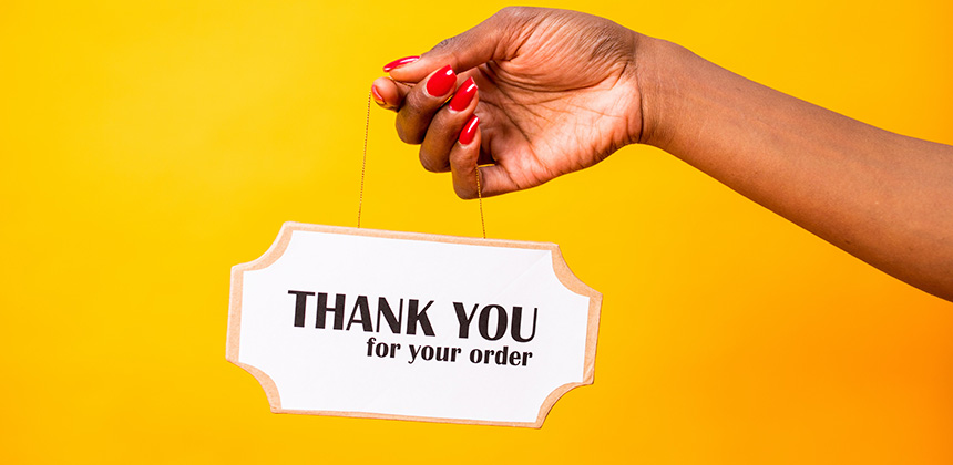 Offer Outstanding Customer Service
