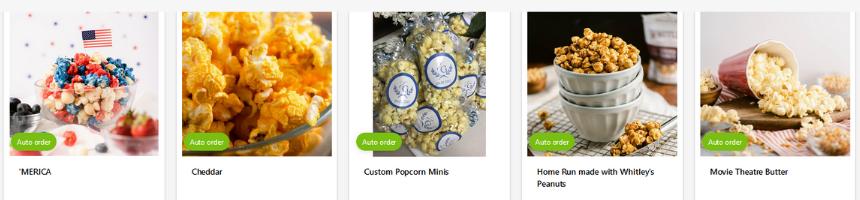 Northern Neck Popcorn Bag