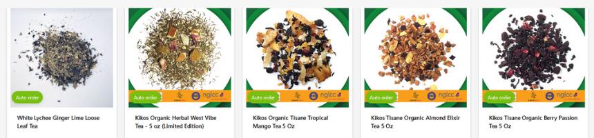 Kikos Coffee & Tea