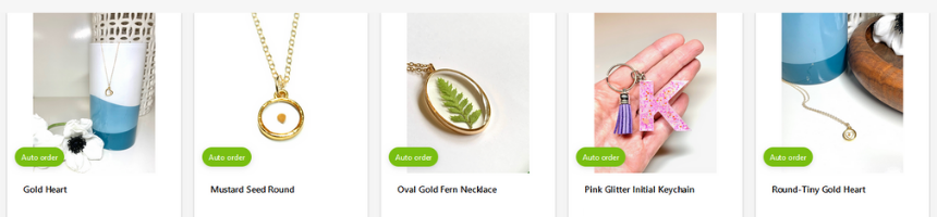 Evergreen Studios Jewelry