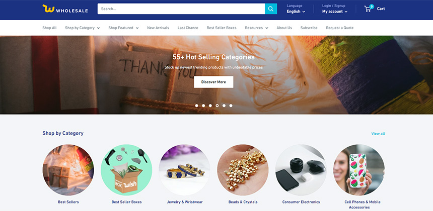 Why Choose Dropshipping With Wish Wholesale?
