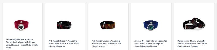Acupressue Bracelets