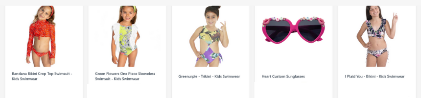 Too Cool Beachwear
