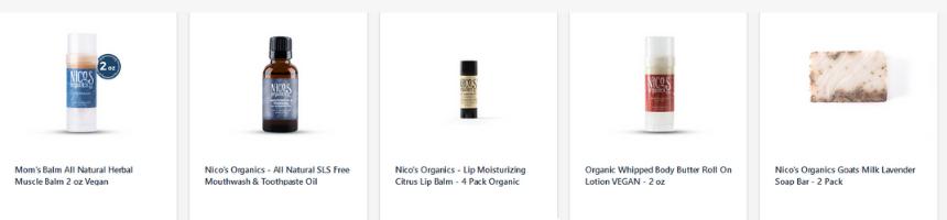 Nico's Organics