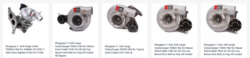 Kinugawa Turbo Systems
