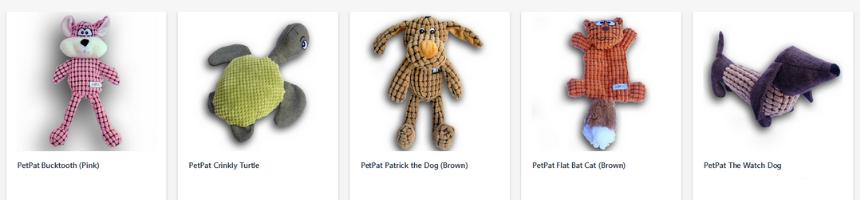 PetPat Pet Toys