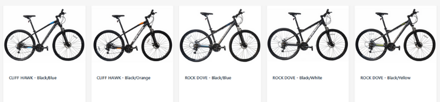 TSD Bicycles