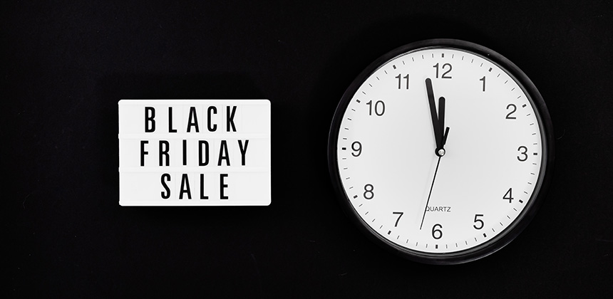 How To Prepare A Store For Black Friday, Cyber Monday?